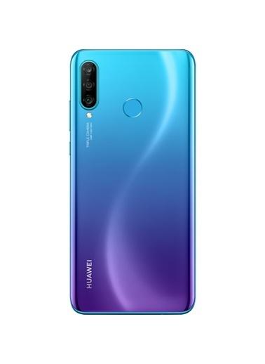 Huawei P30 Lite 64 GB Blue Cep Telefonu (Huawei Türkiye Garantili) Mavi